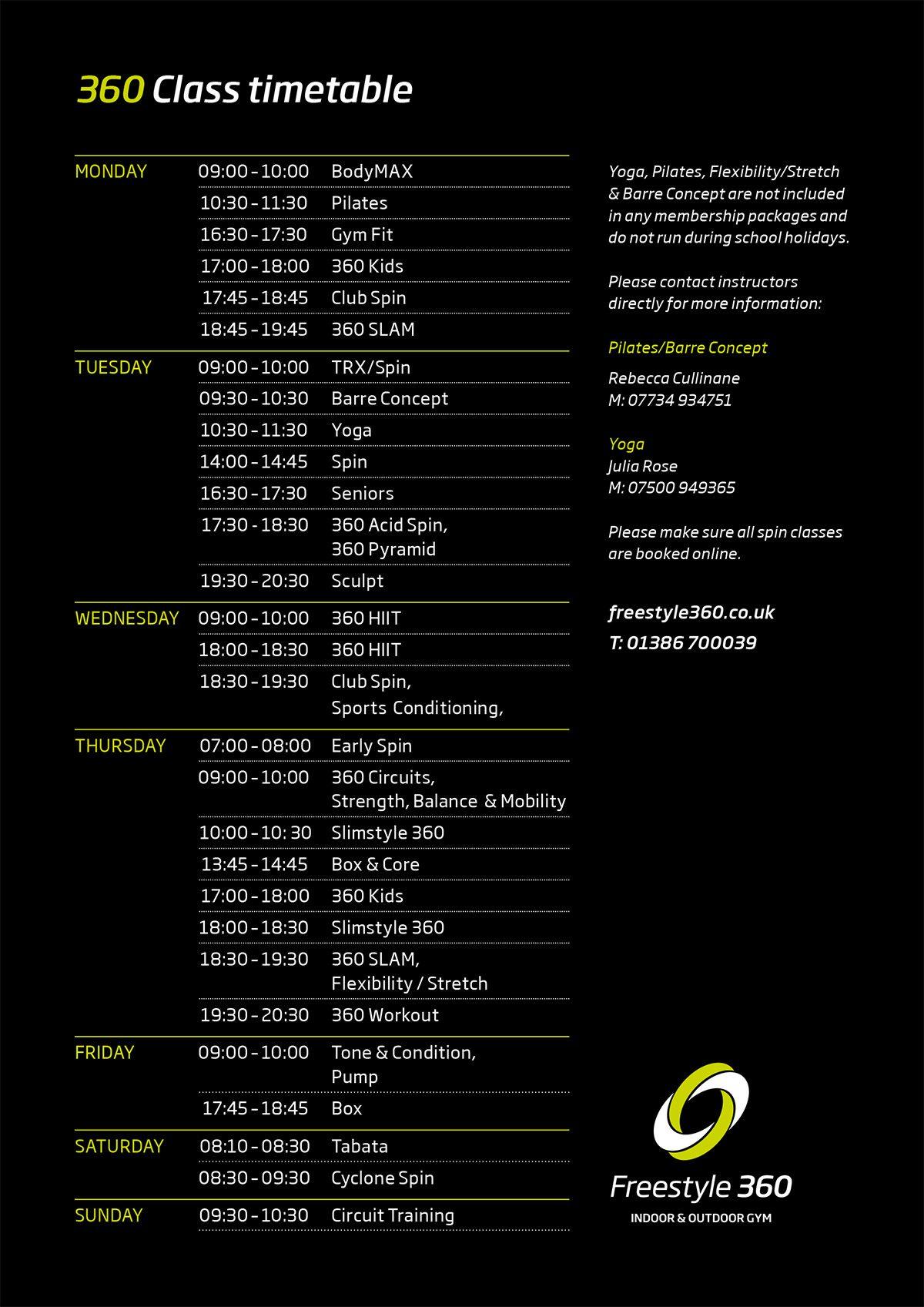 360-timetable