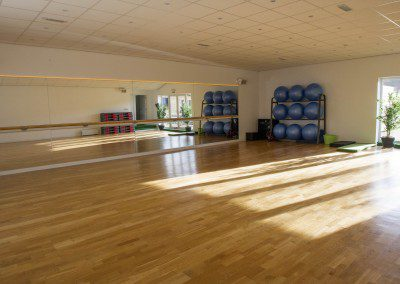 Fitness Studio in the Cotswolds